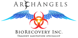 ArchAngels Bio Recovery Logo